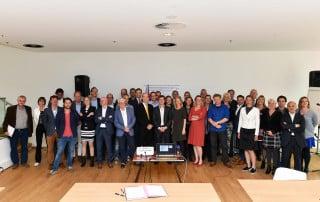 ondertekening verlenging samenwerking Warmte Koude Zuid-Holland