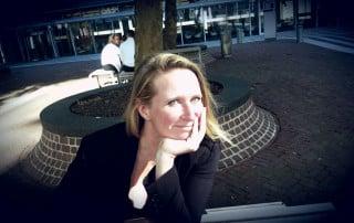 Maya van der Steenhoven Fotograaf: Susanne Bleijenberg