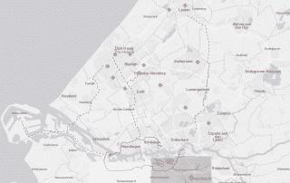 Warmteatlas Zuid-Holland, 2016.