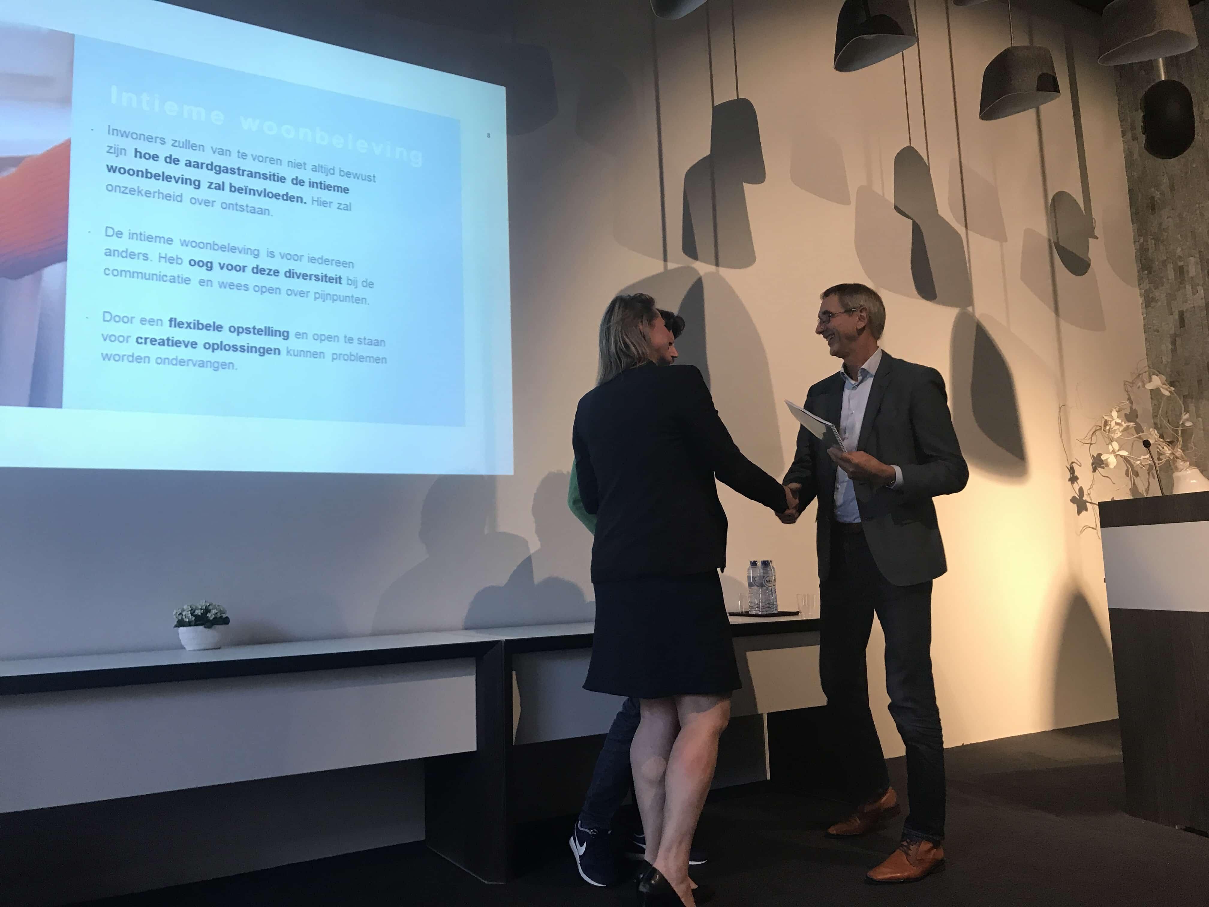 Presentaties 5 oktober 2017 in Den Haag